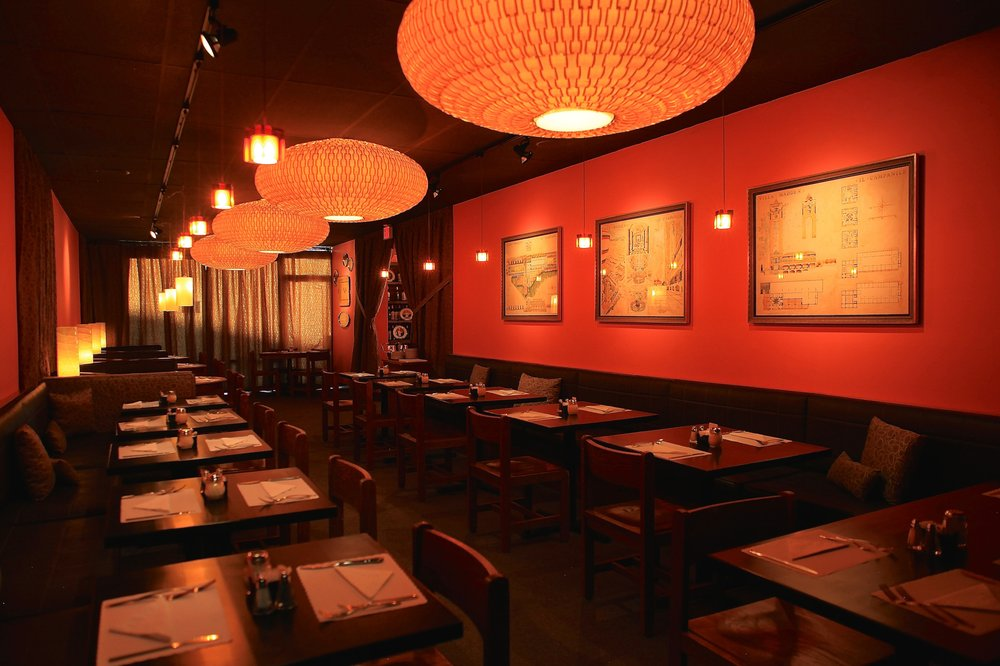 Sano's Italian Kitchen Restaurant Interior